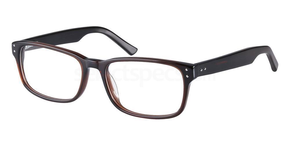 C1 259 Glasses, RETRO