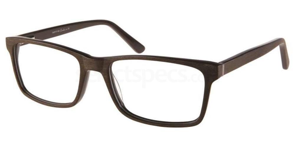 C1 336 Glasses, RETRO