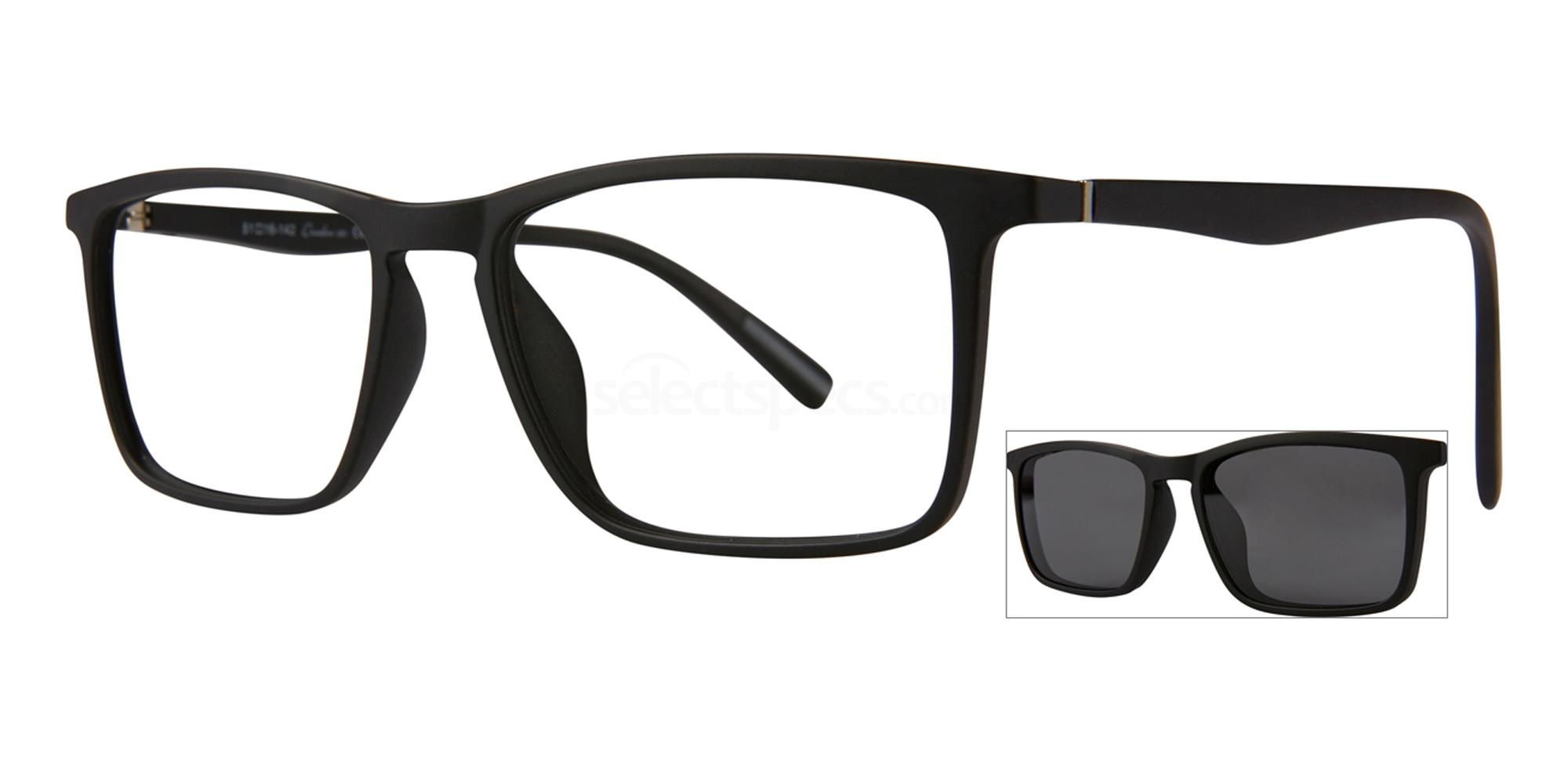 C1 405 with Polarised Clip On Glasses, RETRO