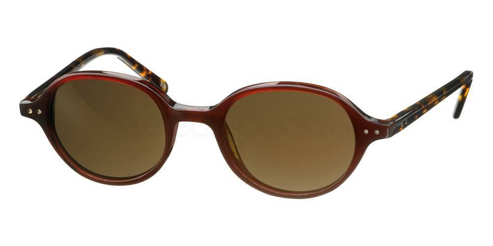 retro Retro 58 brown sunglasses
