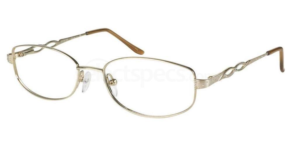 C1 897 Glasses, Chantelle