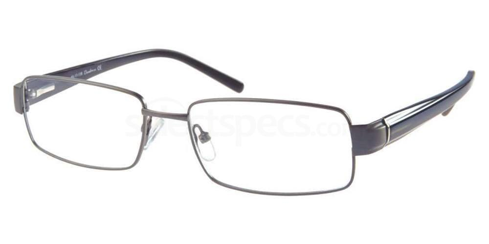 C2 2053 Glasses, EuroFlex Total