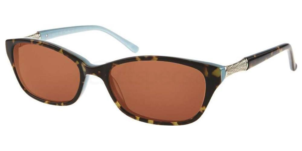 C1 367 Sunglasses, Sunset+