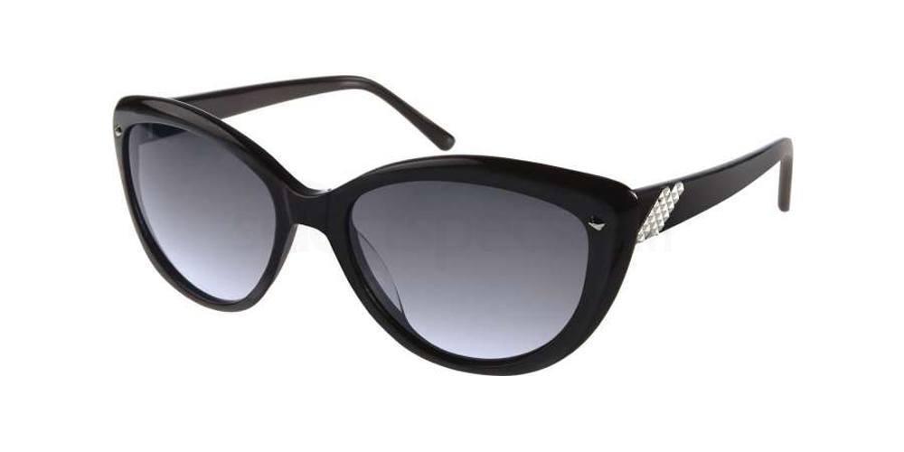 C1 376 Sunglasses, Sunset+