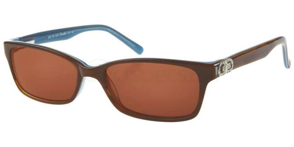 C1 380 Sunglasses, Sunset+