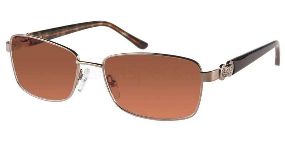 C1 424 Sunglasses, Sunset+