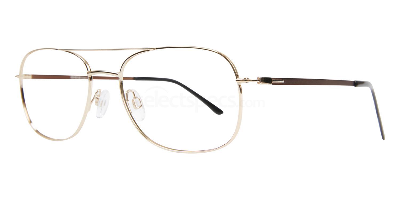 C1 3652 Titanium Glasses, Julian Beaumont
