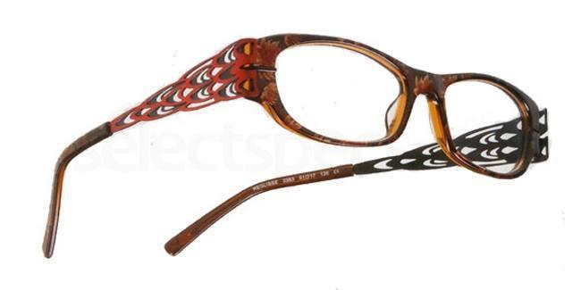 3363 Reglisse Glasses, BOZ