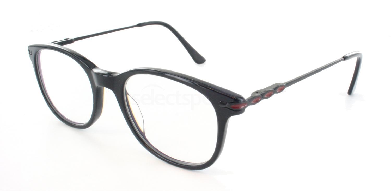 Black 321 Glasses, Antares