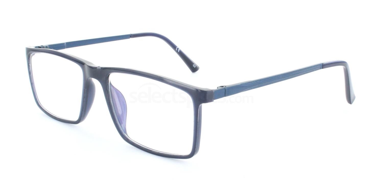 Blue 1705 Glasses, Antares