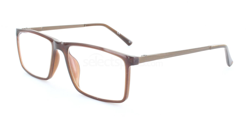 Brown 1705 Glasses, Antares
