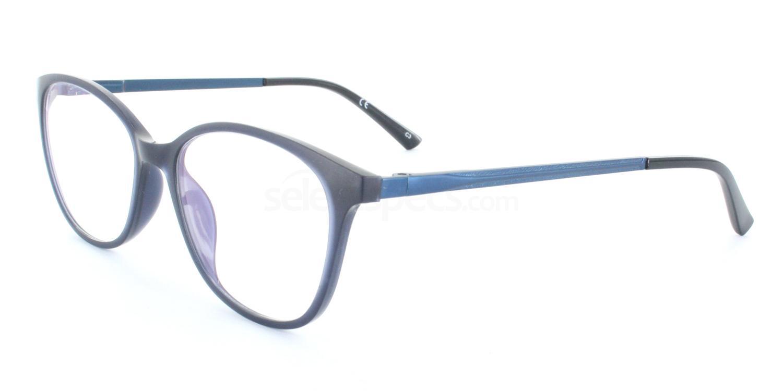 Black 1730 Glasses, Antares
