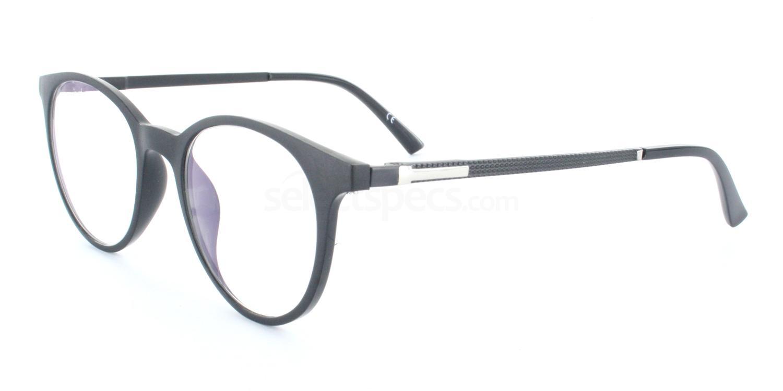 Black 6765 Glasses, Antares