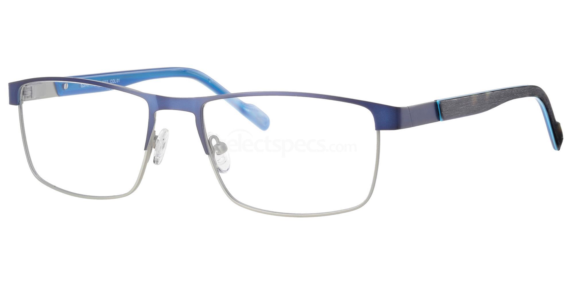 C01 3533 Glasses, Colt for Men