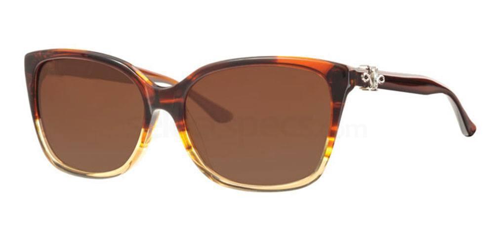 C01 1529 Sunglasses, METZ