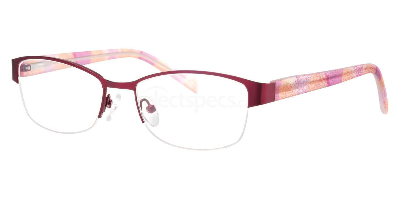 C14 1766 Glasses, Ferucci
