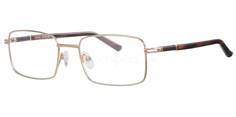 C23 967 Glasses, Ferucci