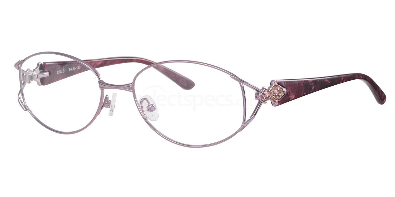 C61 1733 Glasses, Ferucci