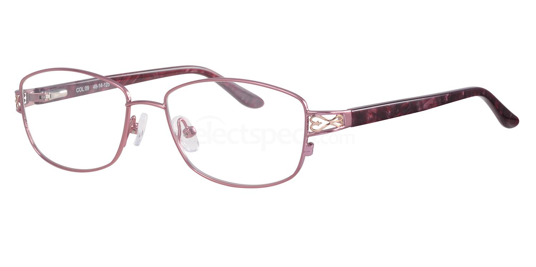 C09 1735 Glasses, Ferucci