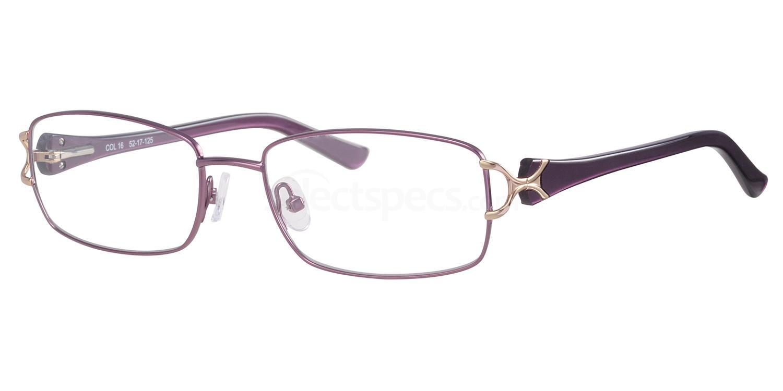 C16 1748 Glasses, Ferucci