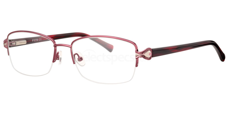 C20 1775 Glasses, Ferucci