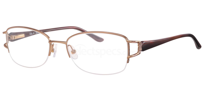 C40 1777 Glasses, Ferucci