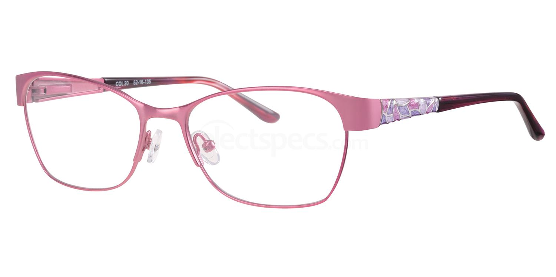 C20 1783 Glasses, Ferucci