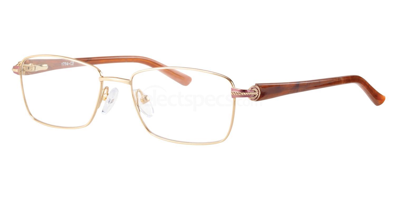 C80 1796 Glasses, Ferucci