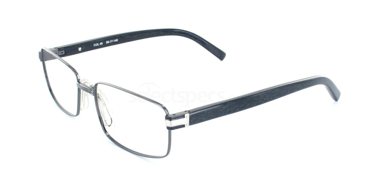 C49 966 Glasses, Ferucci Classic