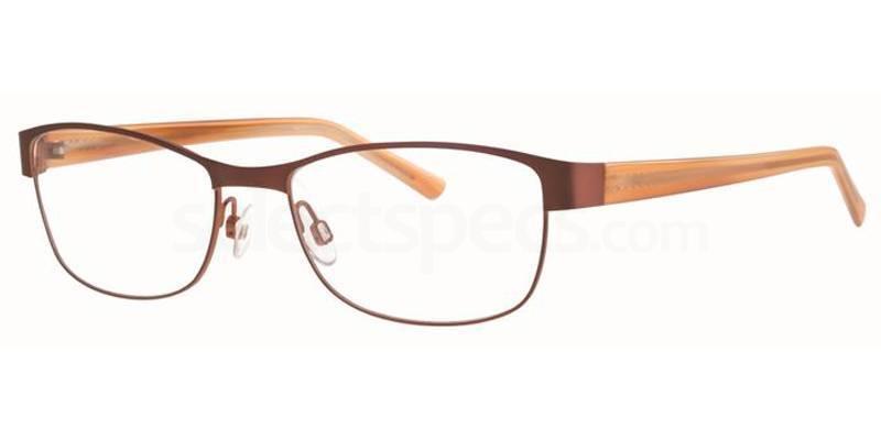 C24 699 Glasses, Ferucci Titanium