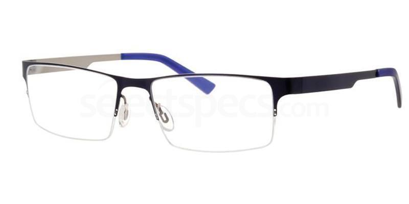 C14 698 Glasses, Ferucci Titanium
