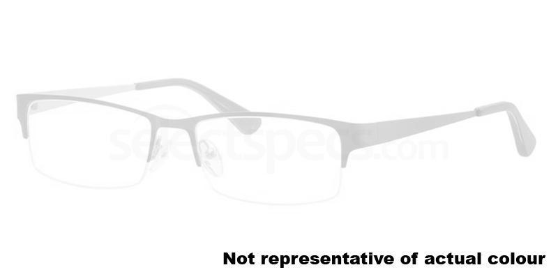 C84 696 Glasses, Ferucci Titanium