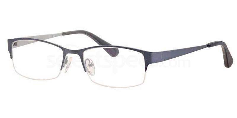 C74 695 Glasses, Ferucci Titanium