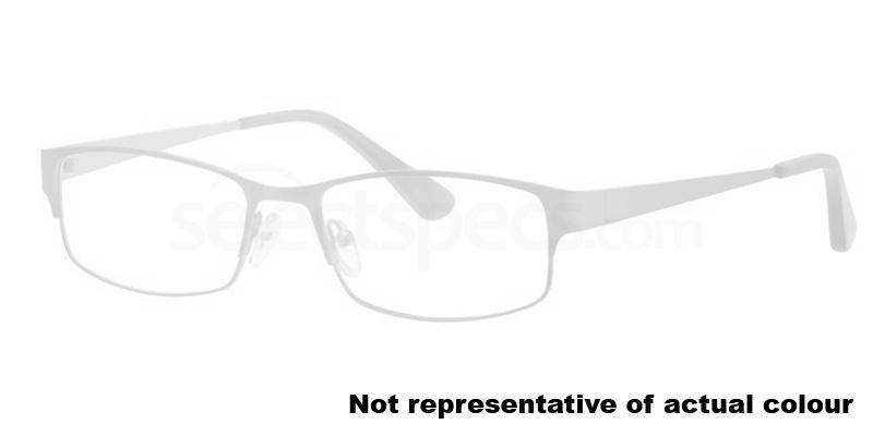 C64 694 Glasses, Ferucci Titanium