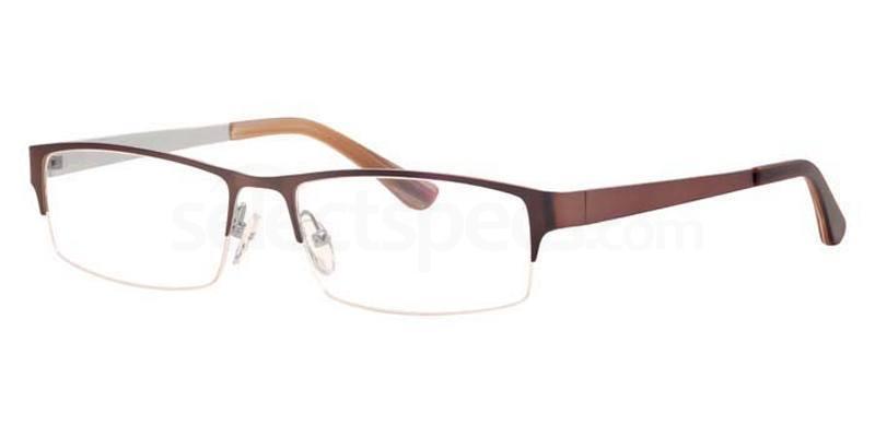 C54 693 Glasses, Ferucci Titanium