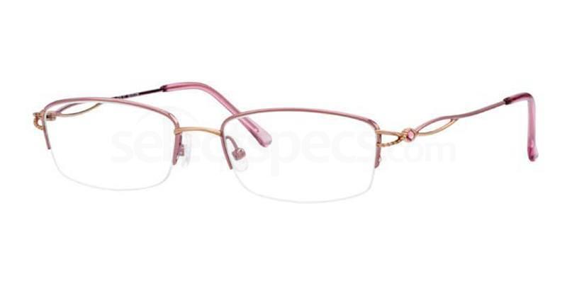 C17 669 Glasses, Ferucci Titanium