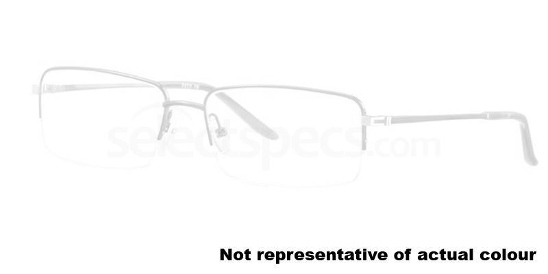 C03 673 Glasses, Ferucci Titanium