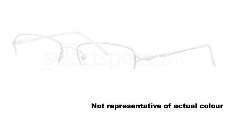 C18 675 Glasses, Ferucci Titanium