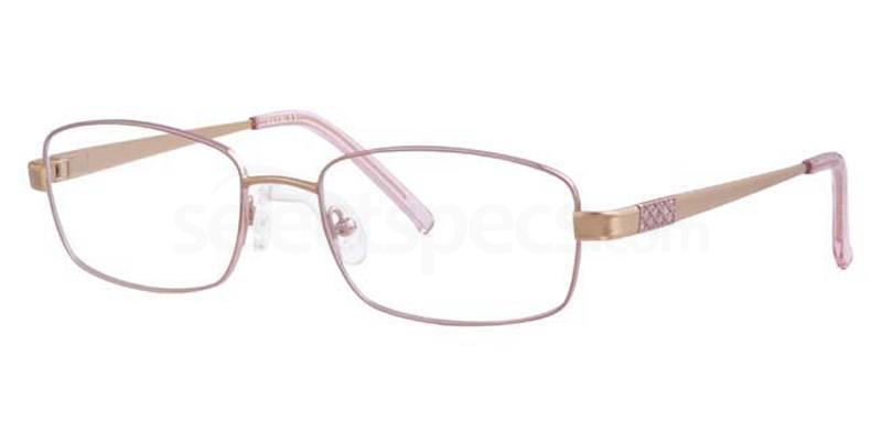 C42 676 Glasses, Ferucci Titanium