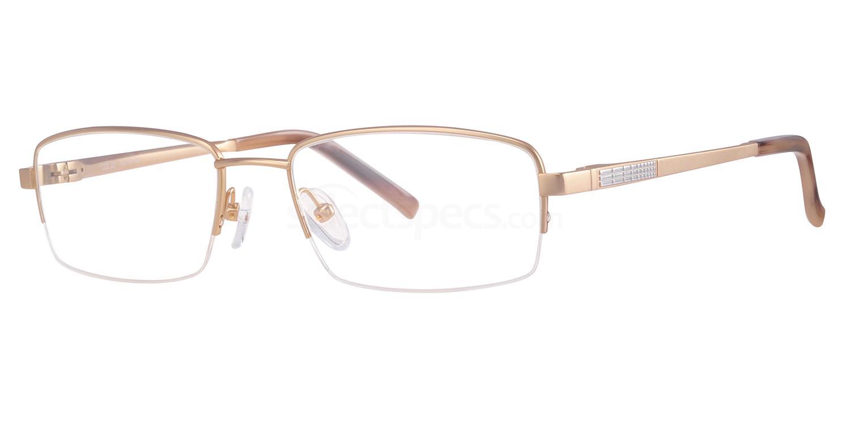 C22 690 Glasses, Ferucci Titanium