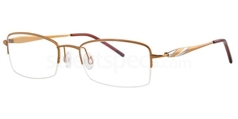 C90 703 Glasses, Ferucci Titanium