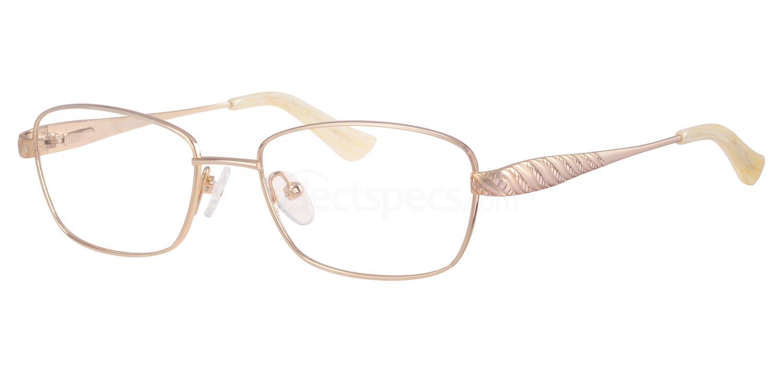 C60 709 Glasses, Ferucci Titanium