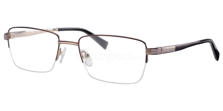 C70 720 Glasses, Ferucci Titanium