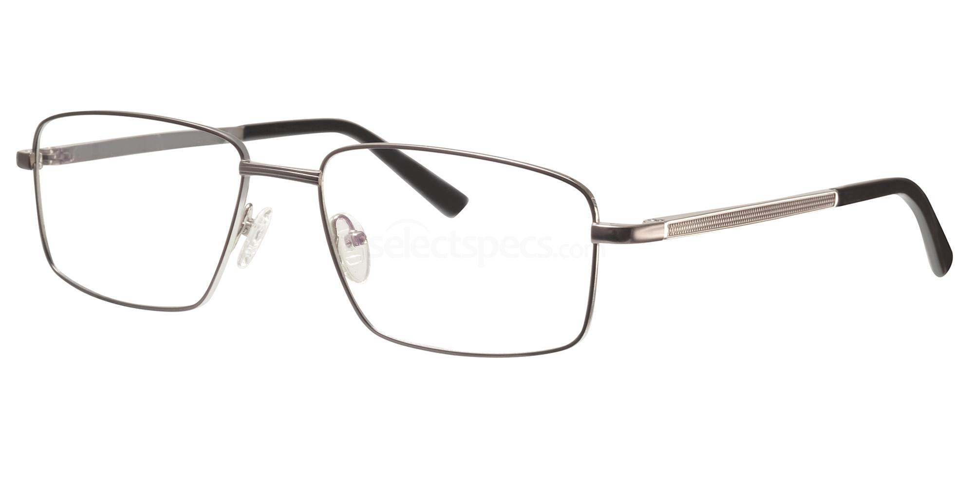 C50 727 Glasses, Ferucci Titanium