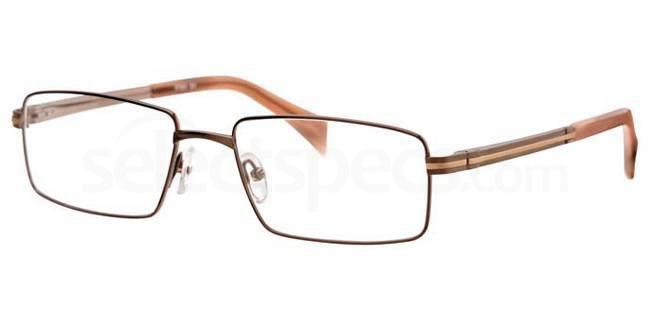 C10 691 Glasses, Ferucci Titanium Classic