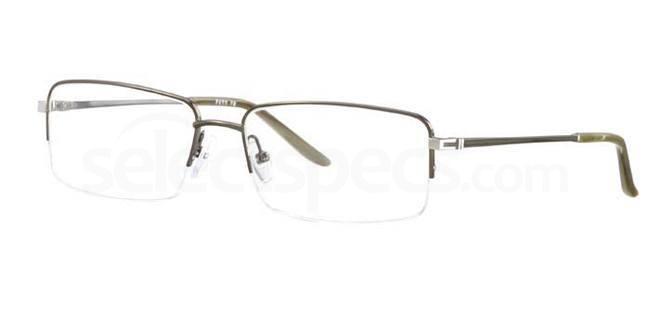 C04 673 Glasses, Ferucci Titanium Classic