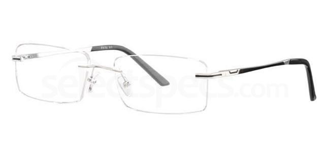 C51 672 Glasses, Ferucci Titanium Classic