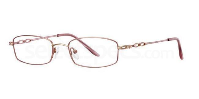 C17 660 Glasses, Ferucci Titanium Classic