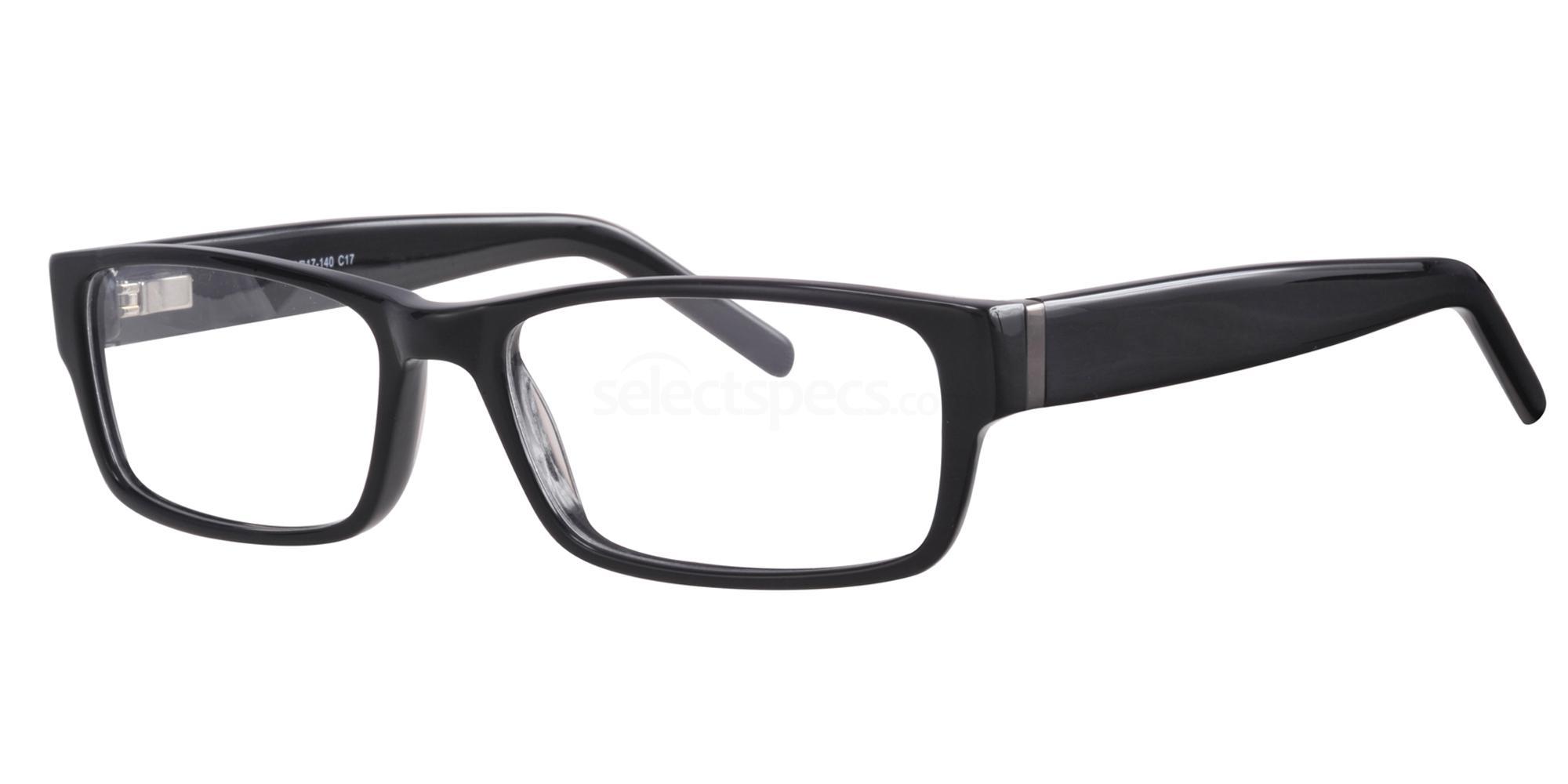 C17 358 Glasses, Visage Elite