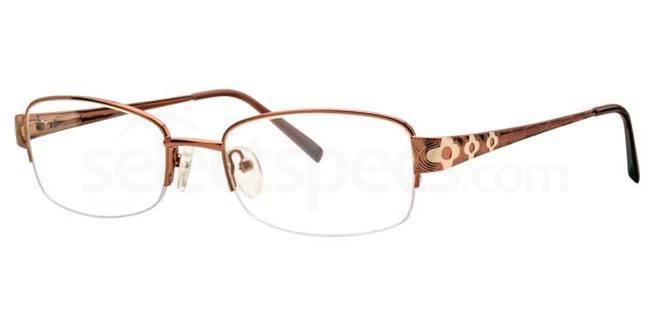 C05 357 Glasses, Visage Elite